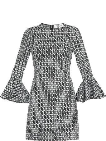 Diane Von Furstenberg Geometryc Dress