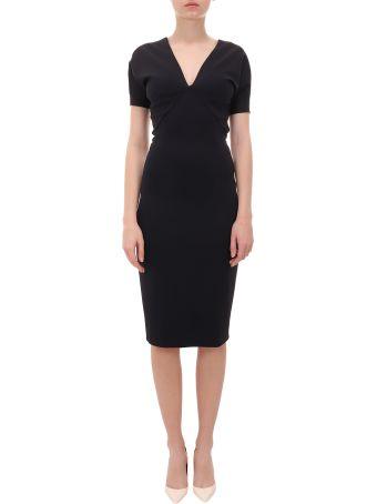 Haider Ackermann Black Dress