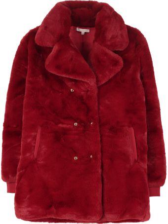 Chloé Faux Fur Coat