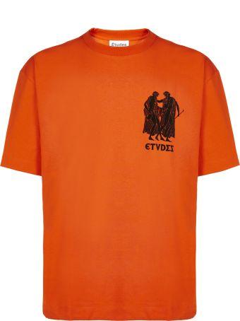 Études Etudes Museum Print T-shirt