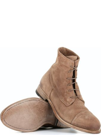 "Pantanetti Lace-up Boots ""12326b"""