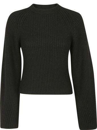 Theory Ribbed Knit Jumper
