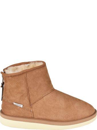 SUICOKE Zipped Snow Boots