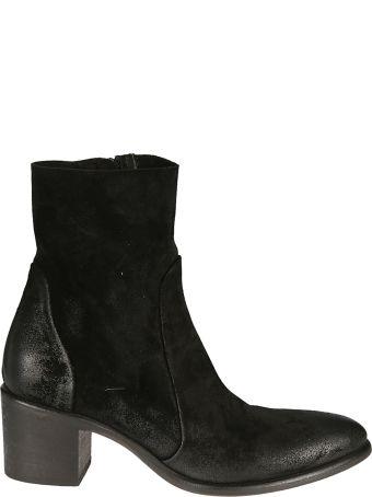 Elena Iachi Zipped Boots