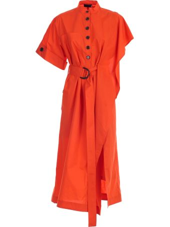 Eudon Choi Belted Dress