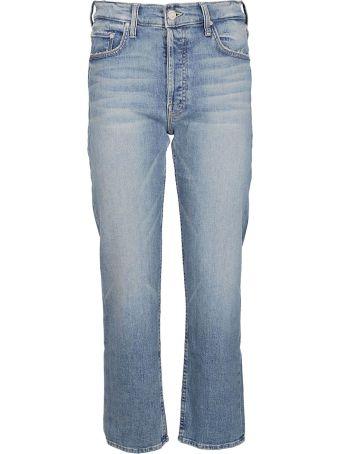 Mother Straight Leg Jeans