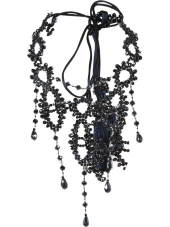 Night Market Beaded Necklace