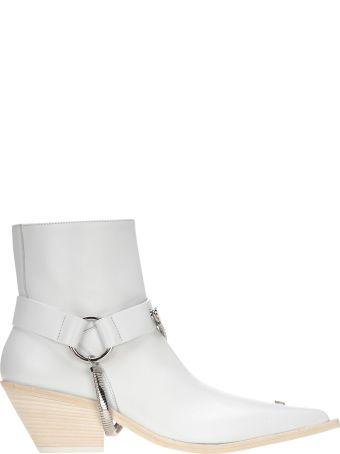 MISBHV Misbhv Cowboy Ankle Boots