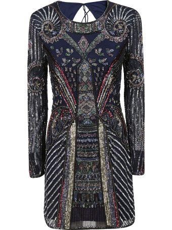 Sherri Hill Two Piece Beaded Short Dress