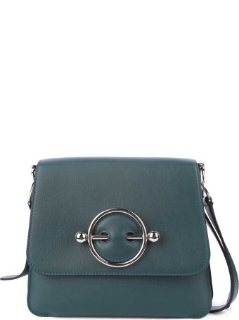 J.W. Anderson Disc Smooth-leather Cross-body Bag