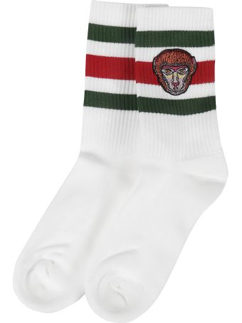 Gucci Monkey Socks