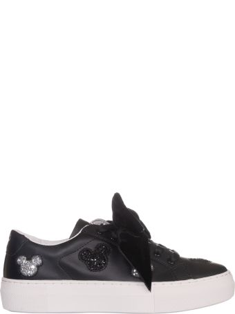 M.O.A. master of arts Master Of Arts Bowtie Sneakers