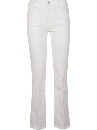 J Brand Low-rise Bootcut Jeans