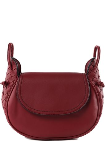 Bottega Veneta Small Saddle Shoulder Bag