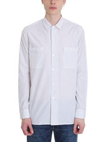 Golden Goose Luxe White Cotton Shirt