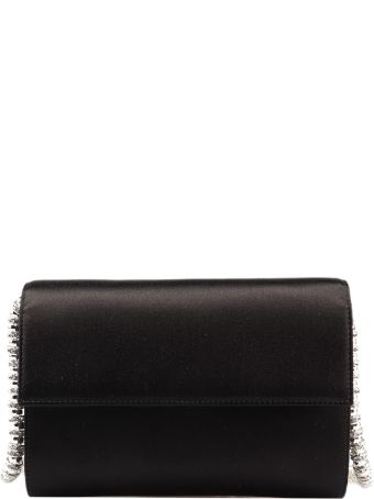 Rodo Embellished Strap Shoulder Bag