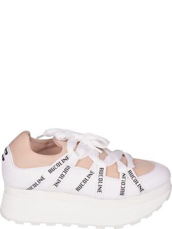 Ruco Line Rucoline Logo Platform Sneakers