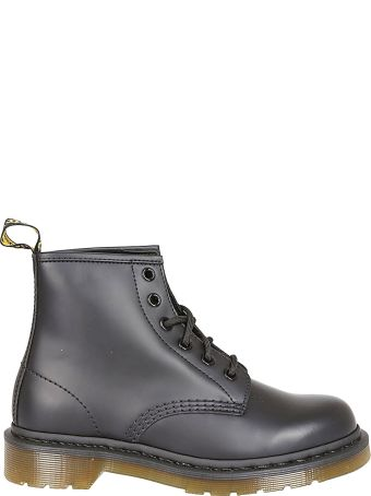 Dr. Martens Dr Martens 101 Smooth Lace Up Boots