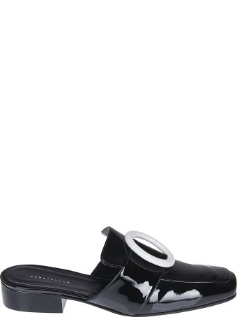 Dorateymur Petrol Shadow Loafers