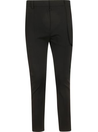 Burberry Straight Leg Trousers
