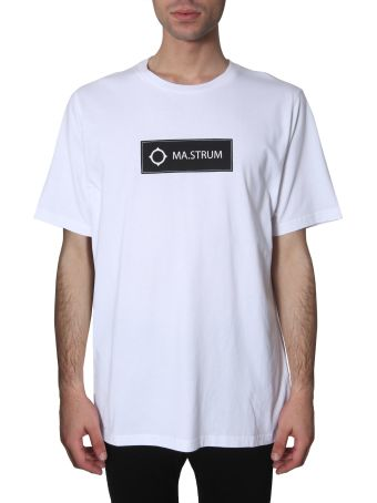 Ma.Strum Crew Neck T-shirt