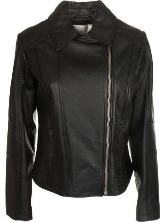 Jucca Zipped Biker Jacket