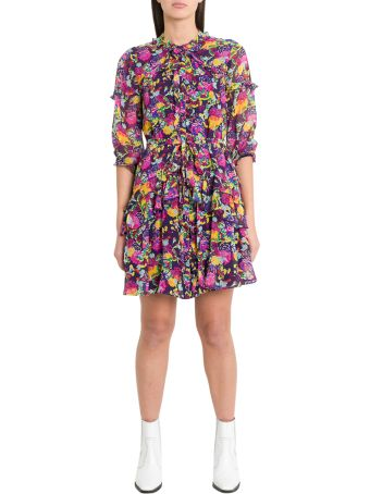 Saloni Tilly Short Dress