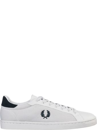 Fred Perry  Shoes Leather Trainers Sneakers