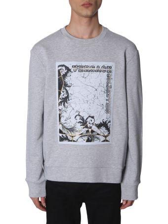 Versace Collection Crew Neck Sweatshirt