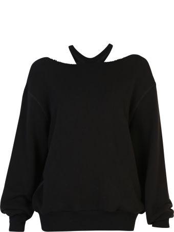 Ben Taverniti Unravel Project Cotton And Cashmere Sweatshirt