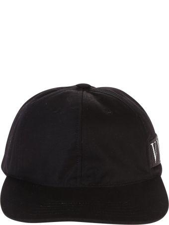 Valentino Garavani Cotton Baseball Hat