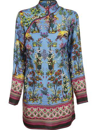 For Restless Sleepers F.r.s For Restless Sleepers Menezio Mini Dress