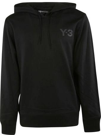 Y-3 M Logo Hoodie