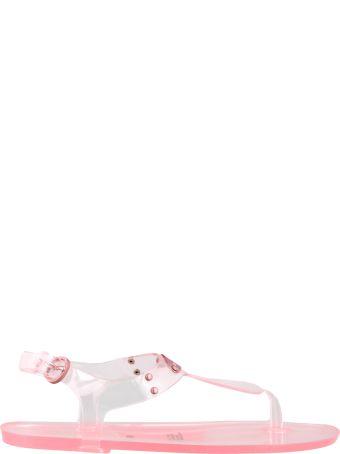 Michael Kors Jelly Thong Sandals