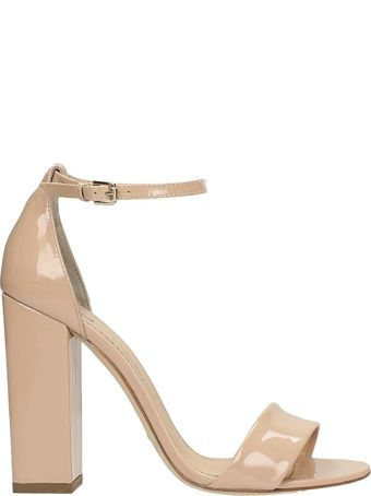 The Seller Nude Patent Leather