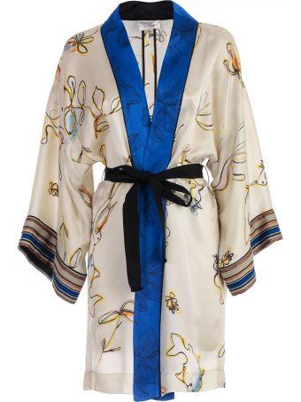 Forte_Forte Forte Forte Printed Kimono