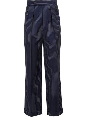 Ralph Lauren Black Label Ralph Lauren Black Pinstripe Trousers