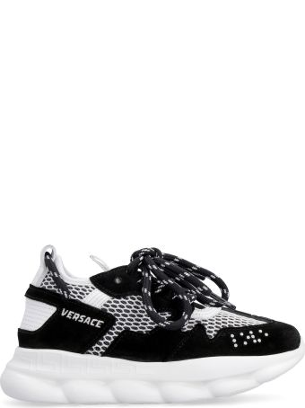 Young Versace Chain Reaction 2 Sneakers
