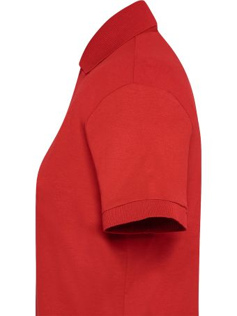 Peuterey Peuterey Red Cotton Polo