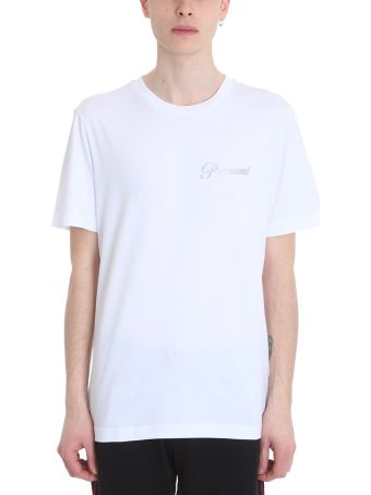 OMC Paranoi White Cotton T-shirt