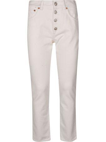 Balenciaga Buttoned Jeans