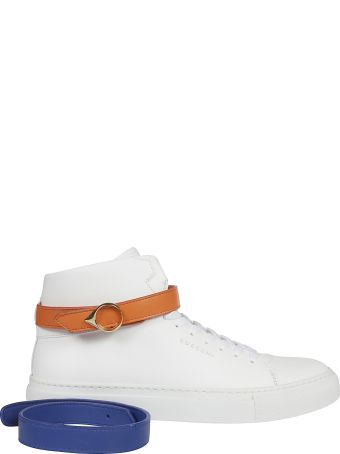 Buscemi Belted Sneakers