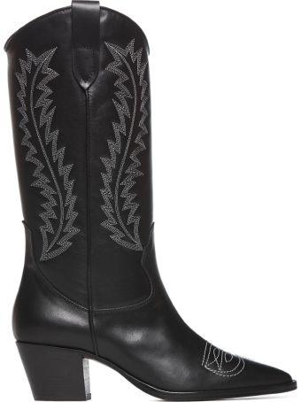 Paris Texas Vitello Boots