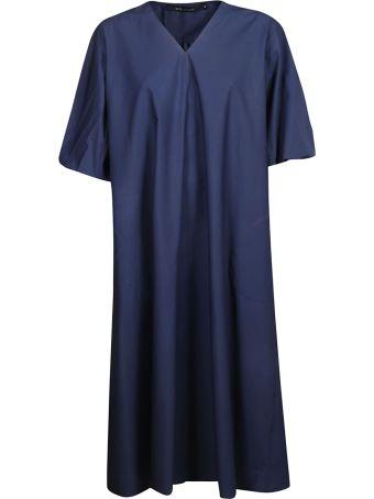 Sofie d'Hoore Puff Sleeves Dress
