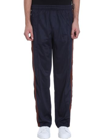 Our Legacy Navy Cotton Track Pants
