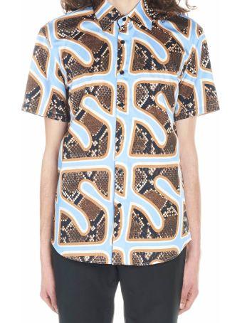 SSS World Corp 'pitone' Shirt