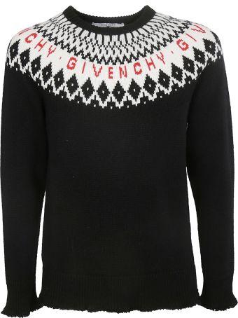 Givenchy Jacquard Sweater