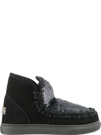 Mou Paillettes Eskimo Sneakers