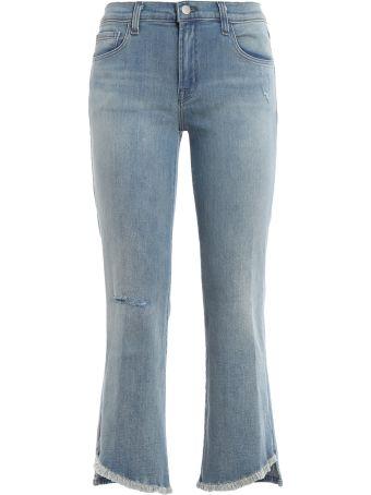 J Brand Ribbed Jeans