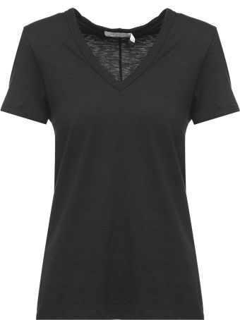 Rag & Bone The Vee Cotton-jersey Tee